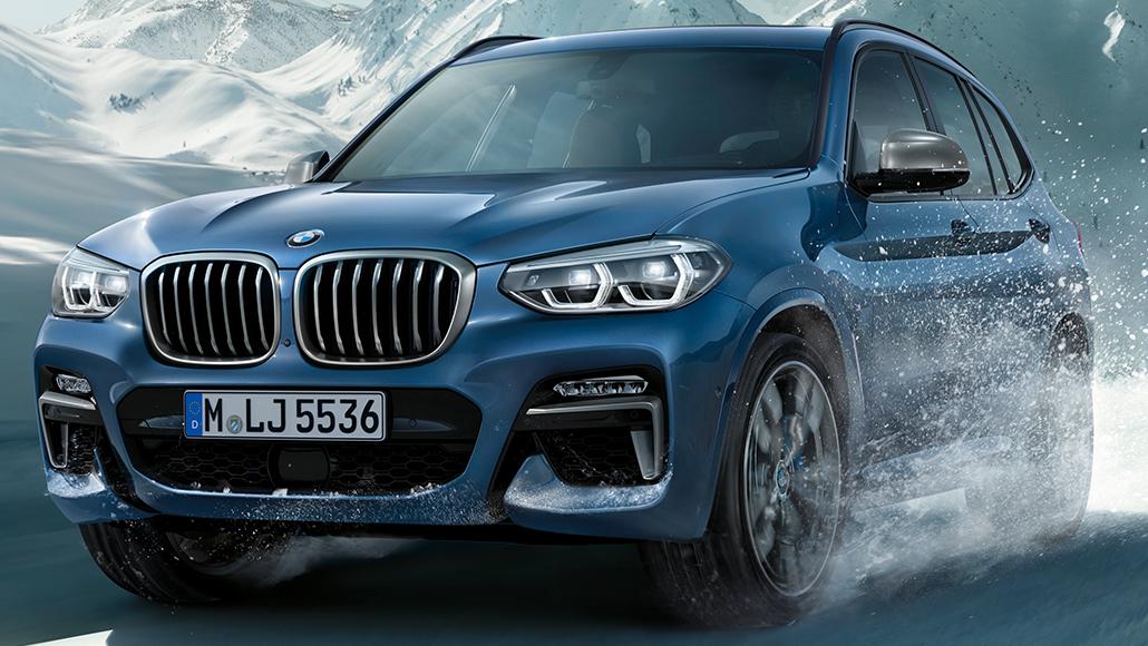 Roţi de iarnă BMW Originale